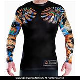 Ground Game Bushido Rashguard
